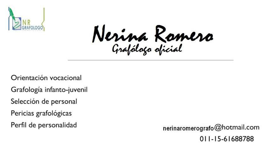 nerinaromero